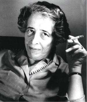 Hannah Arendt (Los hombres y el terror) y otros ensayos