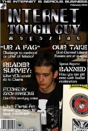 Internet Tough Guy