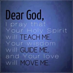 Dear God