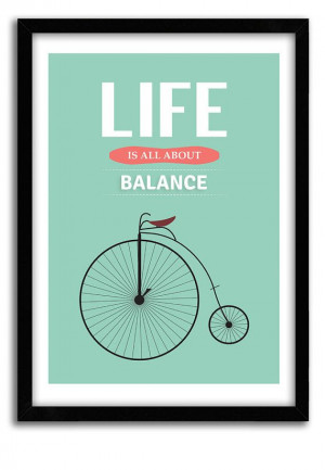 Motivational poster, Bicycle art,