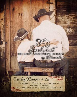 Tough Cowboy Quotes http://www.etsy.com/listing/88063999/cowboy-reason ...