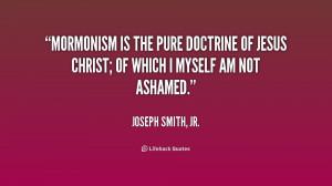 Mormon Fasting Quotes