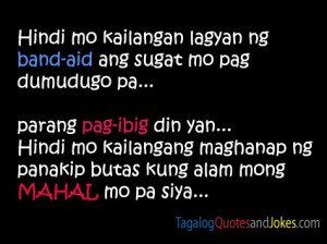 Tagalog Quotes About Fake Friends