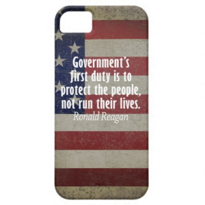 Anti Government Quotes By Presidents Ronald reagan quote on duty of