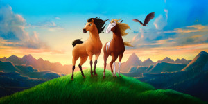 11. The Wilderness- Spirit: Stallion of the Cimarron