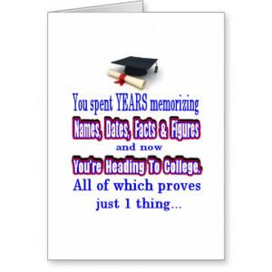 High School Graduation Cards Messages