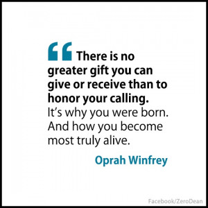 ... quotes/there-is-no-greater-gift-you-can-give-or-receive-than-to-honor
