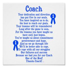 Great Quote for Justin W. Dynamite coach