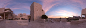 The Getty Center is located in Los Angeles and houses the main Museum ...