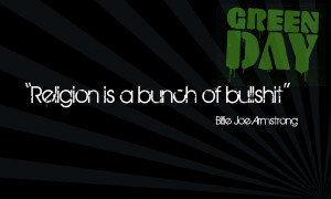 Green Day - Quote by oxhey