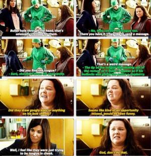My favorite part. Hahahaha