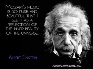 Mozart Quotes About Music Mozart s music is so pure and