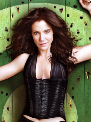 Mary Louise Parker- (b. August 2, 1964)