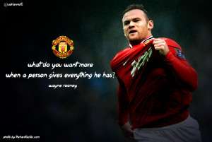Related images of WAYNE ROONEY Quotes:
