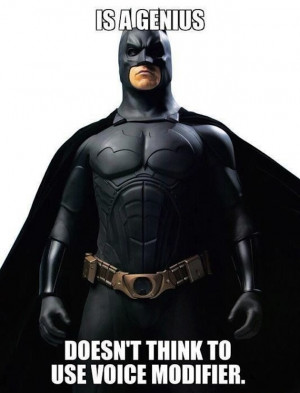 Dark Knight Logic - Dark Knight Rises Memes