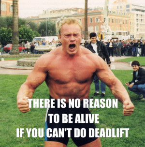 Everybody want to be a bodybuilder, but nobody want to lift no heavy ...