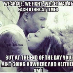 We in this 4 life. Simple as that. ♥ u bae