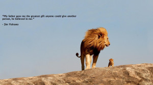Animals quotes lions skyscapes wallpaper background
