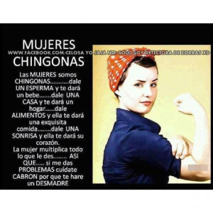 ... Quotes, Search, Mujer Chingona, Poder De Mujer, Mujer Fregona, Con