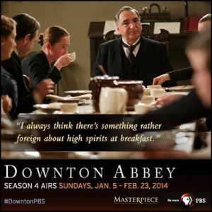 Downton Abbey Recap (Season 4, Episode 3): Love Blooms For Edith, But ...