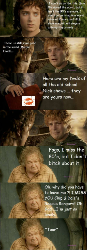 Frodo And Sam Gay Quotes