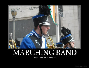 Marching Band Pictures