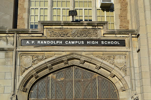 Asa Philip Randolph A. philip randolph campus high