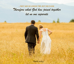 Top 10 Bible Verses on MARRIAGE