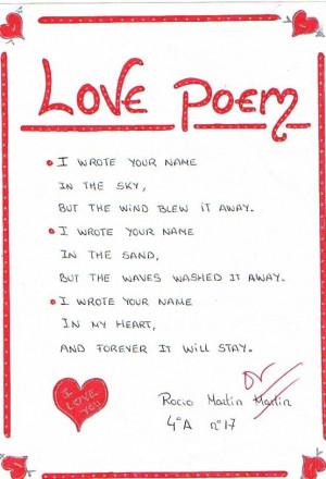 Favourite Love Poems2