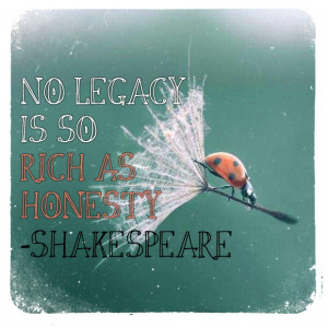 legacy ~ quote