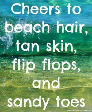 Hello, Summer :) Don't forget sunblock!