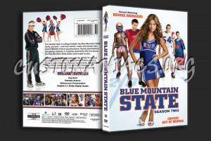 Blue Mountain State Season 2 DVD Cover