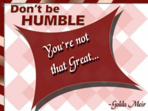 being humble quotes and sayings
