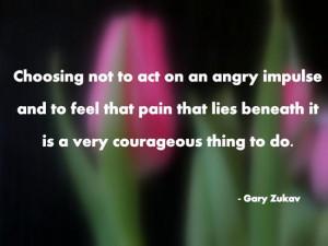 Releasing Emotions
