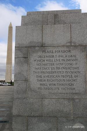 Washington -- World War ii Memorial by TravelPod Member Drfumblefinger