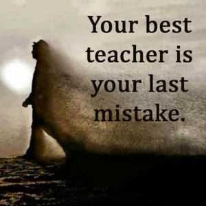 mistakes | The learning culture at CCC is one of making mistakes ...
