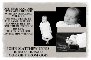 John Matthew's family sent this out for what would have been his ...