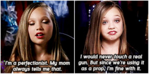 Dance Moms Quotes Dance moms quotes