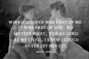 Free Printable | The Wonder Years - Kevin Arnold & Winnie Cooper ...