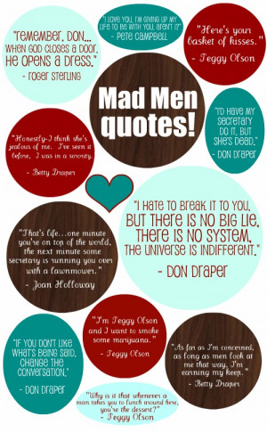 mad men quotes season 6