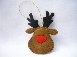 ... /46021983/rudolph-the-red-nose-reindeer-felt?ref=v1_other_1 Like