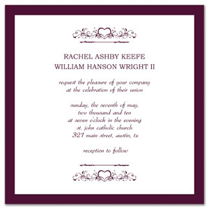 Wedding Invitation Verses – Wedding Bible Verses