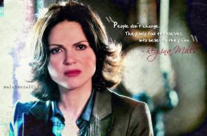 Regina Quote_Grungy by malshania