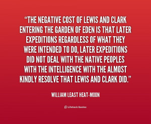 Quotes From Lewis and Clark