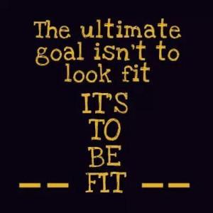 Ultimate goal