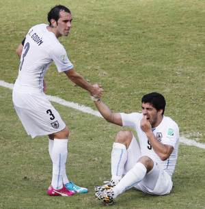 Mujica weighed into the global controversy over footballer Luis Suarez ...