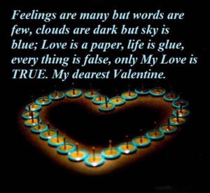 Love My Beautiful Wife Poems Day sayings for wife 2014