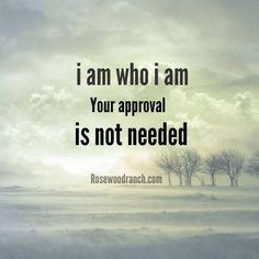 ... seeking approval outside of myself] #IAmEnough #selflove #