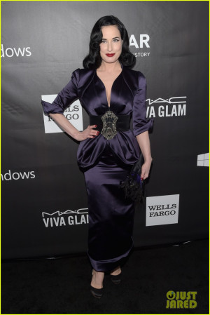 Thread: Dita von Teese in Ulyana Sergeenko Couture