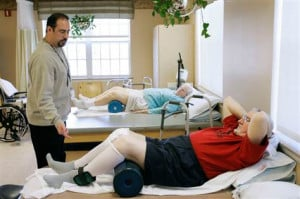 New spin on rehab in nursing homes